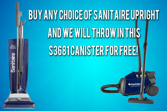 Sanitaire Buy One Get One Free Deal